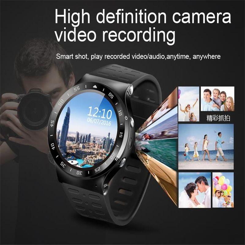 (В наличии) ZGPAX s99a 3G Смарт-часы Android 5.1 2.0mp Cam GPS Wi-Fi шагомер сердечного ритма 3G SmartWatch PK kw88 № 1 d5 X3 плюс