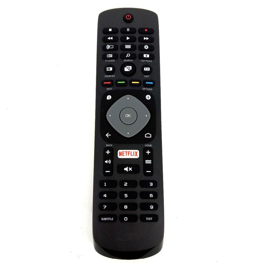 NOUVELLE Télécommande D'origine POUR PHILIPS HOF16H303GPD24 TV NETFLIX Fernbedienung 398GR08BEPHN0011HL pour 43PUS6262/12