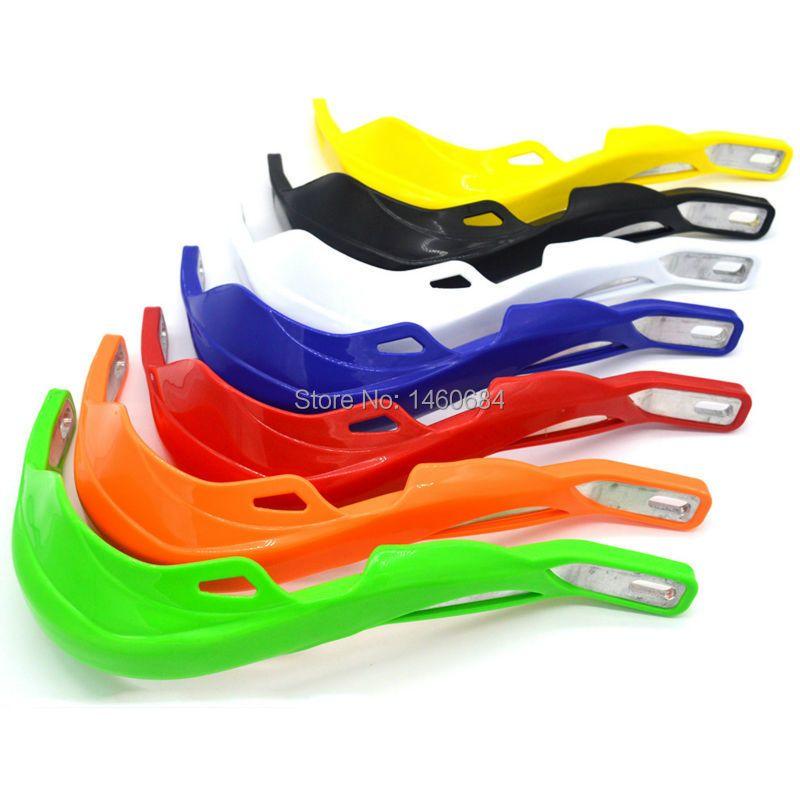 7 цветов Универсальный Мотоцикл рукавицы Pro конус Байк Руль управления для мотоциклов рукавицы Рука гвардии KTM SX EXC жир бар