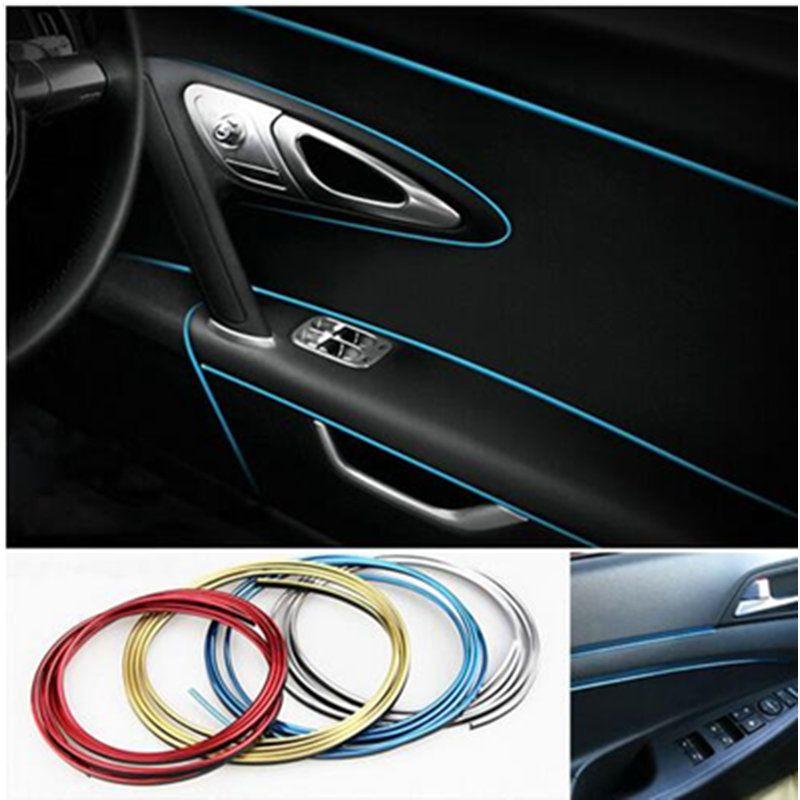 car styling 5M Car Styling Interior Decoration Accessories for HONDA HYUNDAI Opel renault volvo Nissan Ford Lexus kia all