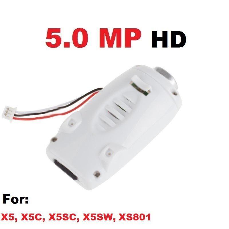 5MP HD Camera For SYMA X5C X5 X5C-1 X5SC X5SW RC Drone Quadcopter Accessories X5C Upgrade Camera Spare Parts