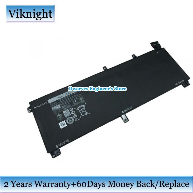 Оригинальный ноутбук Батарея для dell inspiron xps 15 9530 M3800 precesion M3800 totrm 61wh Батарея y758w 07d1wj 0h76my 7d1wj 11.1 В