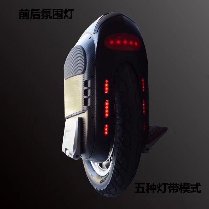 Neueste Gotway Msuper X 19 zoll Elektrische einrad, selbst-balancing roller ein rad 2000 watt motor, nesest motherboard, high power MOS