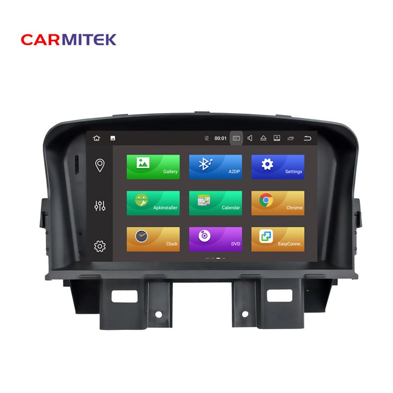 2din multimedia player Android 8 auto radio 2 din car dvd gps navigation chrome for chevrolet classic cruze 2008 2009 2010 2011