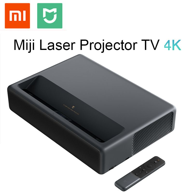 Xiaomi Mijia MJJGTYDS01FM 2 GB 16 GB MIUI TV Laser HDR TV 4 K Bluetooth WiFi 3D Home Theatre System chinesische Version