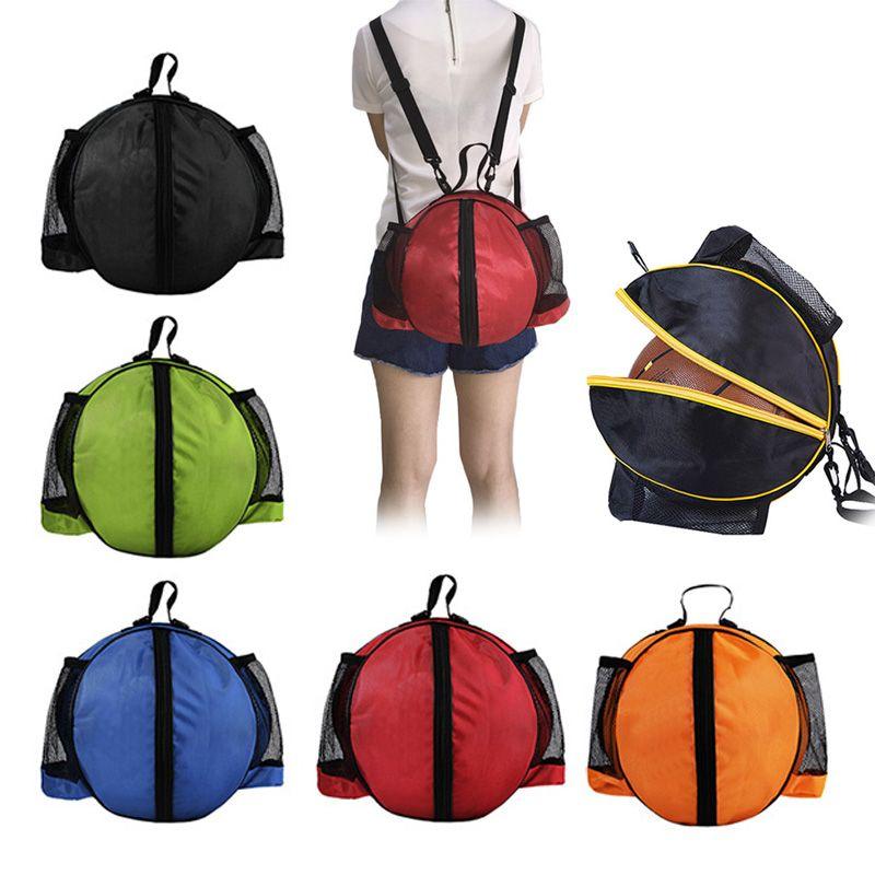 Outdoor Sport Shoulder Soccer Ball Bags Kids Football Volleyball Basketball Bags Training Accessories shop BB55