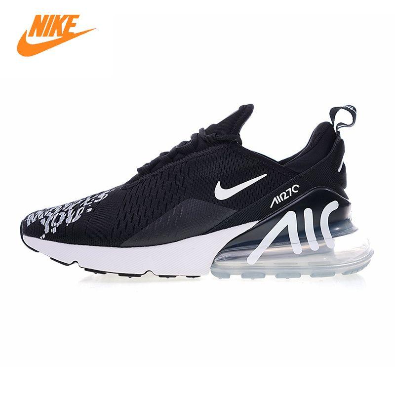 Nike Air Max 270 Laufende Schuhe der Männer, Schwarz/Rot, dämpfung Tragen-beständig Atmungsaktive BQ0742 991 BQ0742 995
