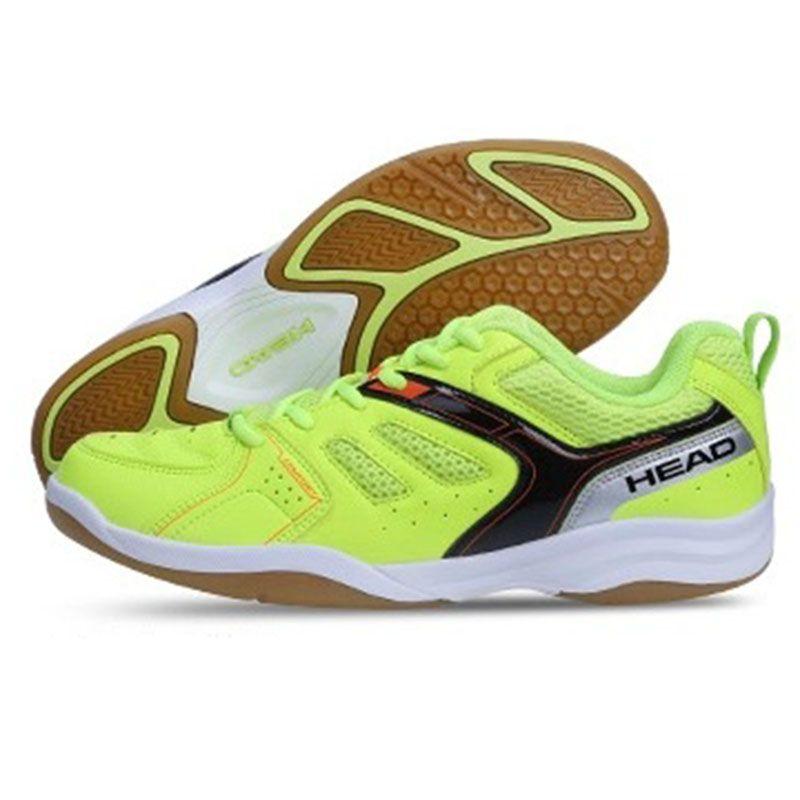 2016 Badminton Schuhe Männer Leder Badminton Tennis Männer Rot/Blau Gericht Schuhe Badminton Herren Indoor Turnschuhe Schuhe Größe 35-44 A001
