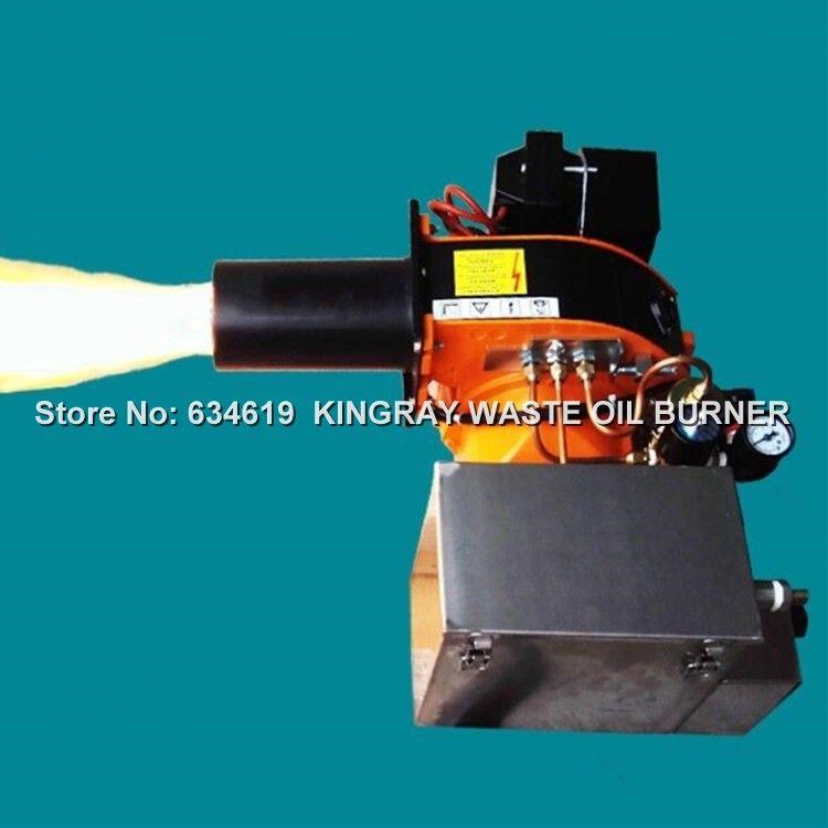 Industrielle 116kw Altöl Brenner Verwendet Öl Brenner Kerosin/Schwere Öl Mehrere Brennstoffe Brennen Maschine