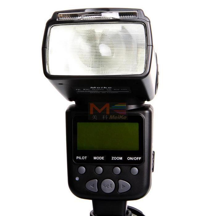 Meike MK-950 MK950 E-TTL Flash Speedlite for Canon EOS 5D II 6D 7D 50D 60D 70D 550D 600D 650D 700D 580EX 430EX