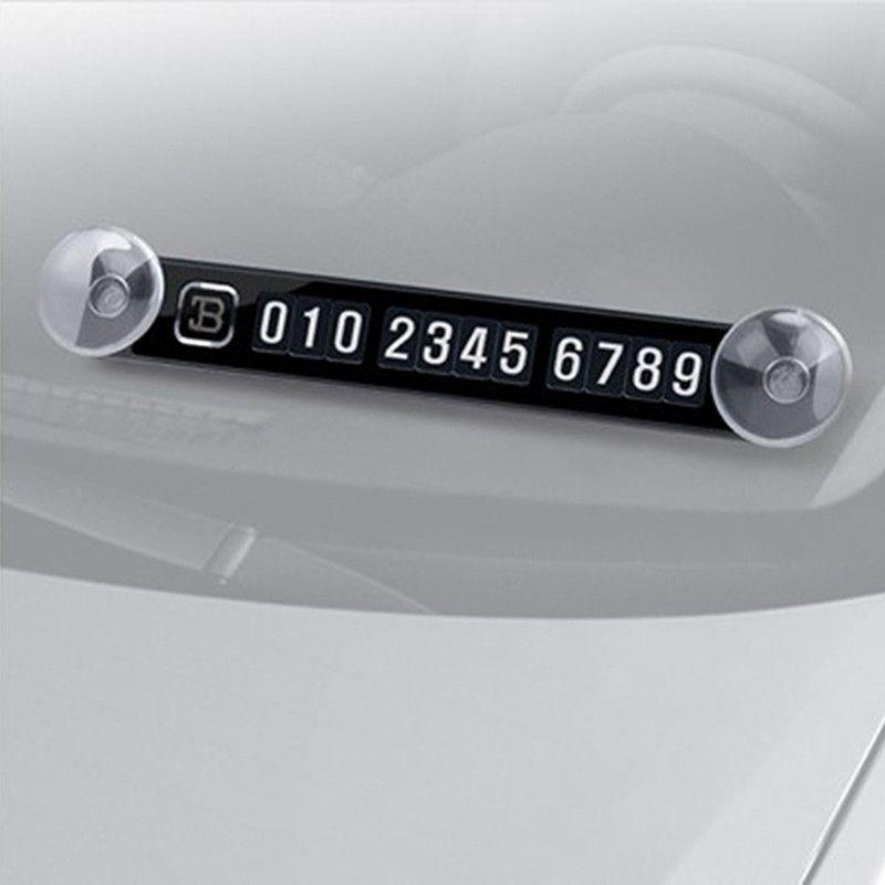 Магнитная временная парковка карта для Mercedes Benz W203 W204 w205 W211 Cadillac ats SRX для Lexus RX RX300 Porsche Интимные аксессуары