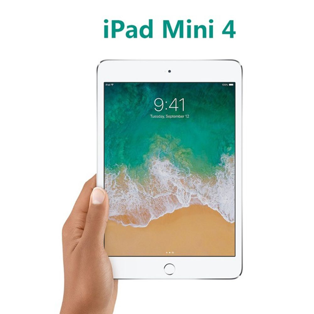 Apple iPad Mini 4 | Wifi Model Tablets PC 2gb RAM+128gb Flash Disk 6.2mm Thin Portable 7.9 inch Mini pc Tablet