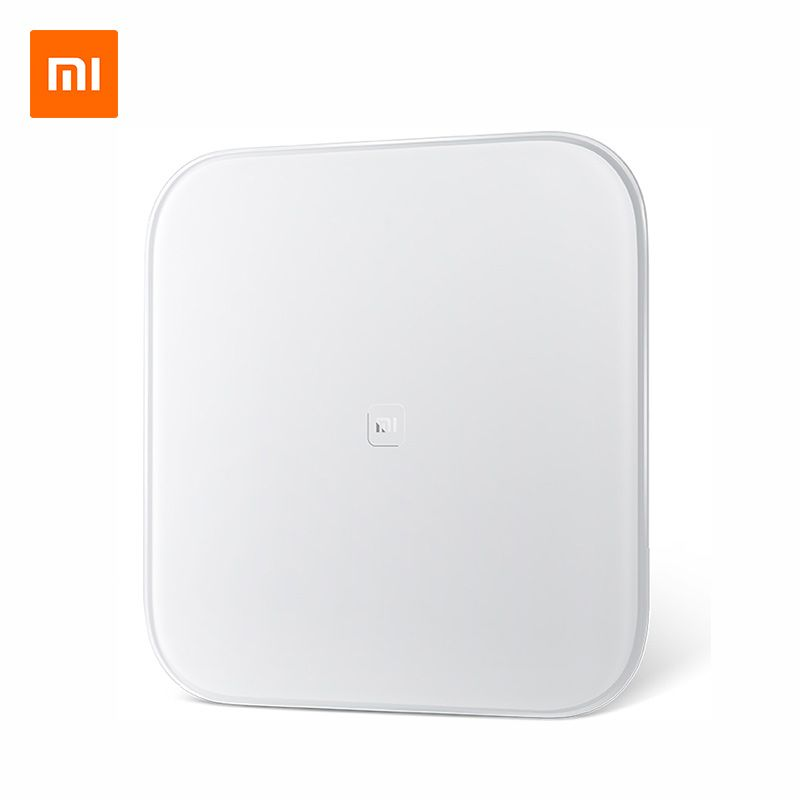 Original Xiaomi <font><b>Scale</b></font> Mi Smart Weighing <font><b>Scale</b></font> Support Android 4.4 iOS 7.0 Above Bluetooth 4.0 Xiaomi Losing Weight Digital <font><b>Scale</b></font>