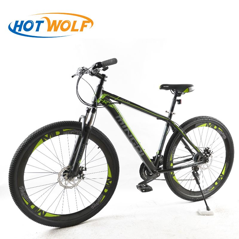 Mountainbike Aluminium mountainbike 21 variabler geschwindigkeit fahrrad 29