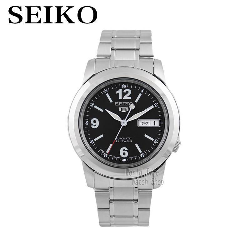 SEIKO Schild No. 5 uhr einfache mode ultra-dünne quarzuhr männer uhren SNKL45J1 SNKE63J1 SNKL83K1
