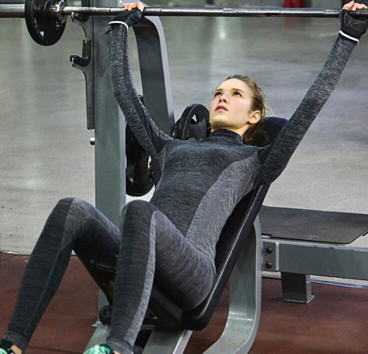Новинка 2017 года Дизайн быстросохнущие Для женщин Кальсоны йоги высокое качество эластичные Спортивные штаны Фитнес Йога Леггинсы для женщ...