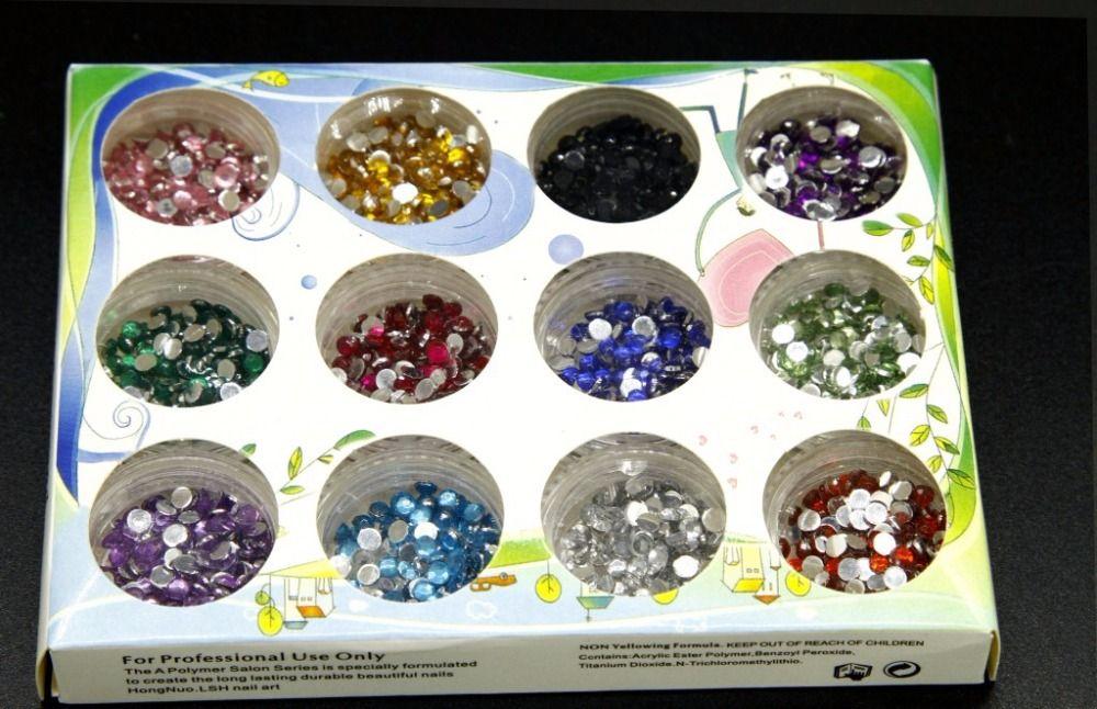 Buena calidad de la manera NUEVO arcylic shinning Glitter Powder polvo XE1902