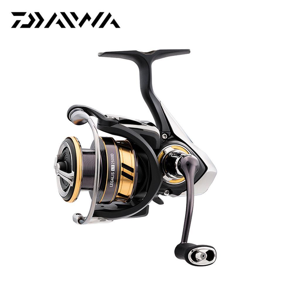 2018 New Daiwa LEGALIS LT Spinning Reel 5+1 BB 1000D 2500 3000C 4000D-CXH 5000D-CXH 6000D-H 6.2/5.7/5.2 Gear Ratio Fishing Reel