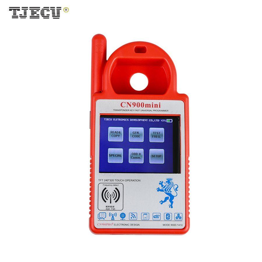 CN900 Mini Transponder Key Programmer Mini CN900 for 4C 46 4D 48 G Chips