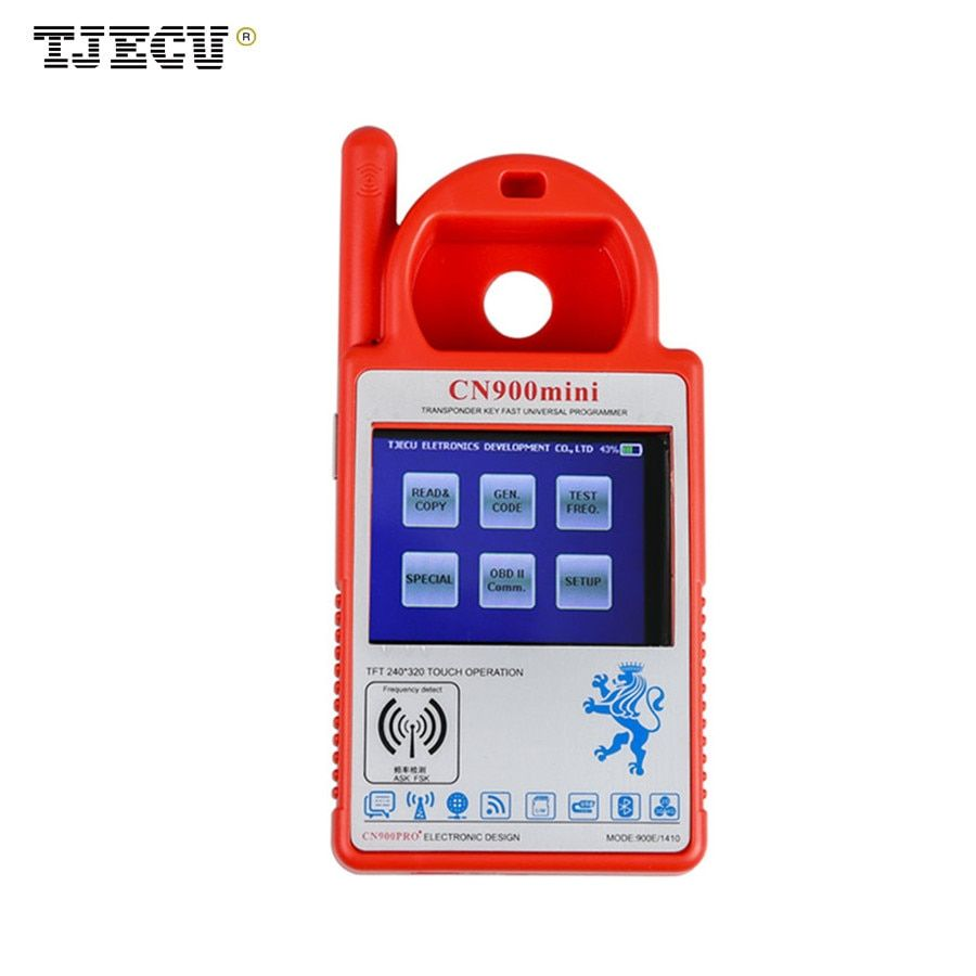 CN900 Mini Transponder Key Programmer Mini CN900 for 4C 46 4D 48 G Chips[can Ship from US No Tax]