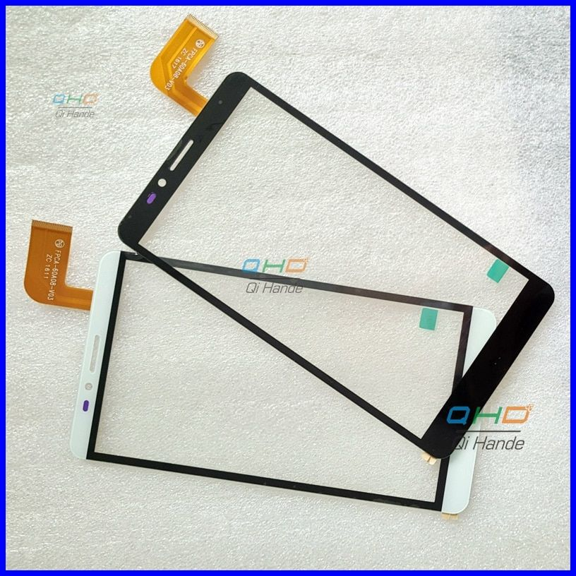 New For 6'' inch Ginzzu ST6040 Touch Screen Digitizer Glass Panel Replacement Ginzzu ST 6040,Free Shipping with tracking NO.