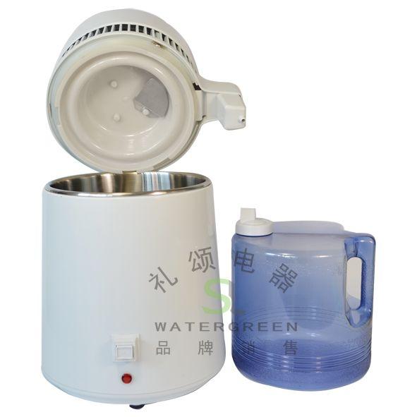 Stainless Steel Water Distiller Machine Water Purifier 4L/ household water distiller beer moonshine distiller