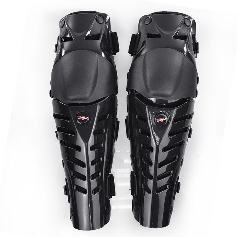 Un Par de Rodilleras Motocicleta Protector Moto Motocross Moto Racing Equipo de Protección Protección P03