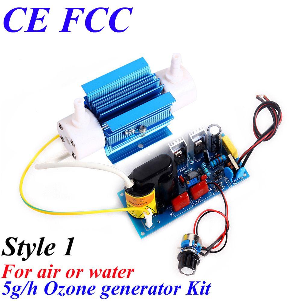 CE FCC generator ozone