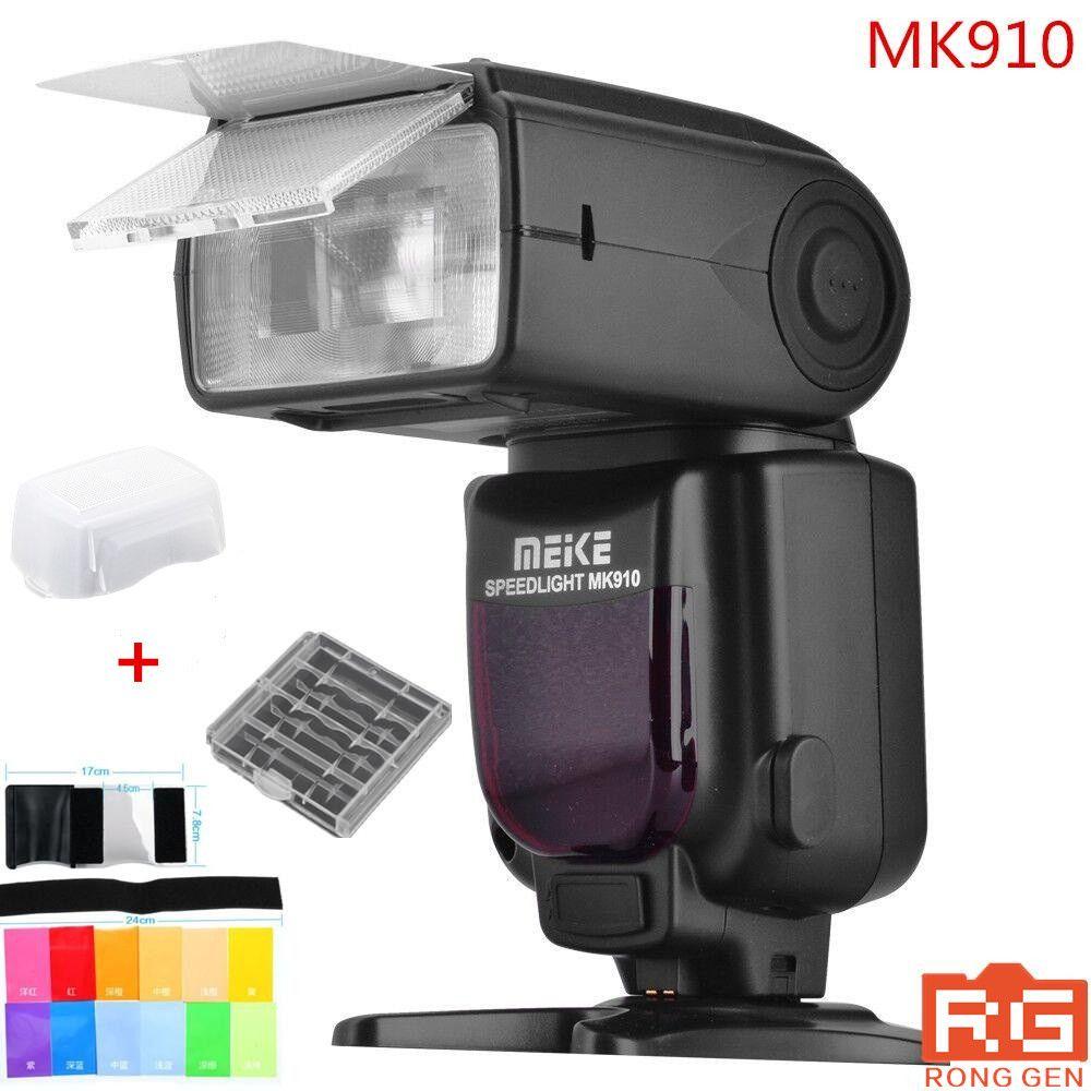 Meike MK-910 MK910 MK 910 Flash i-ttl Flash 1/8000 s HSS Maître pour Nikon D7100 D7000 D5300 D5200 D5100 D3200 D3100 D3000