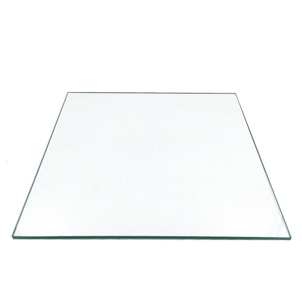 3D Printer Borosilicate Glass Build Plate For Heated Bed <font><b>RepRap</b></font> / CTC / ANET (Customized sizes are available)