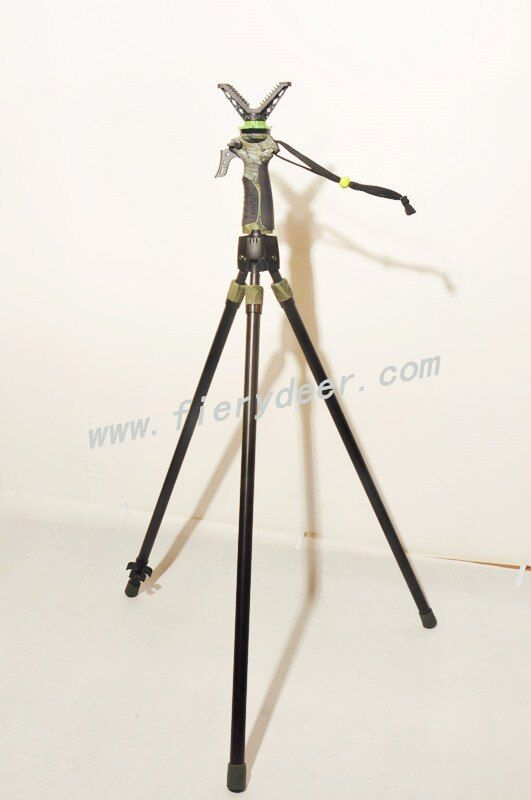 Prohibit selling to GERMANY/FieryDeer DX-004-01Gen3 trigger Twopod camera scopes binoculars hunting stick shooting sticks