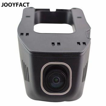 Jooyfact A1 Видеорегистраторы для автомобилей DVRs регистратор тире Камера Cam цифрового видео Регистраторы видеокамера 1080 P Ночь Версия 96658 imx 322 WiFi