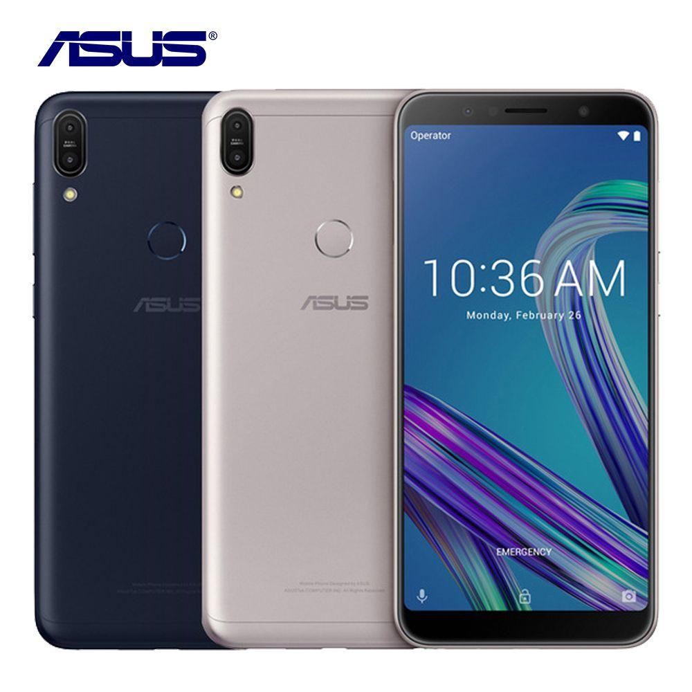 2018 New Asus ZenFone Max Pro M1 ZB602KL 3G RAM 32G ROM Cellphone 6.0