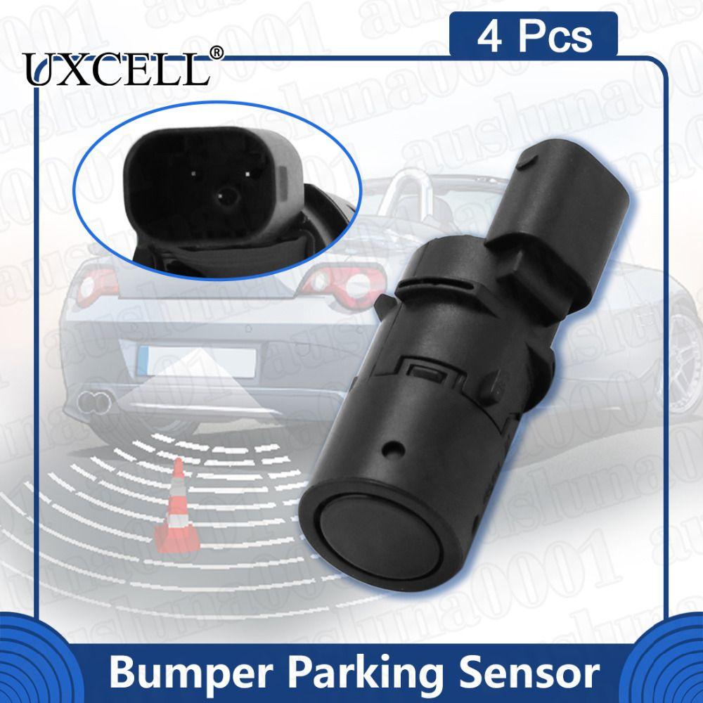 UXCELL 4Pcs Backup Parking Reserve Aid Sensor YDB500301PMA For Land Rover LR3 2005 2006 2007 2008 2009
