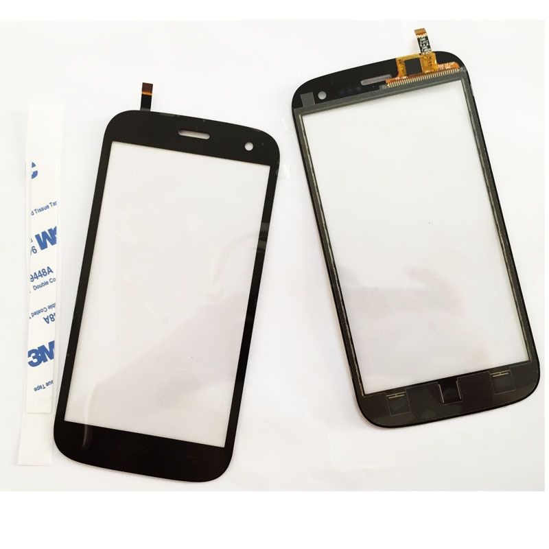 Original For Wiko Darknight Touch Screen Digitizer Assembly Black