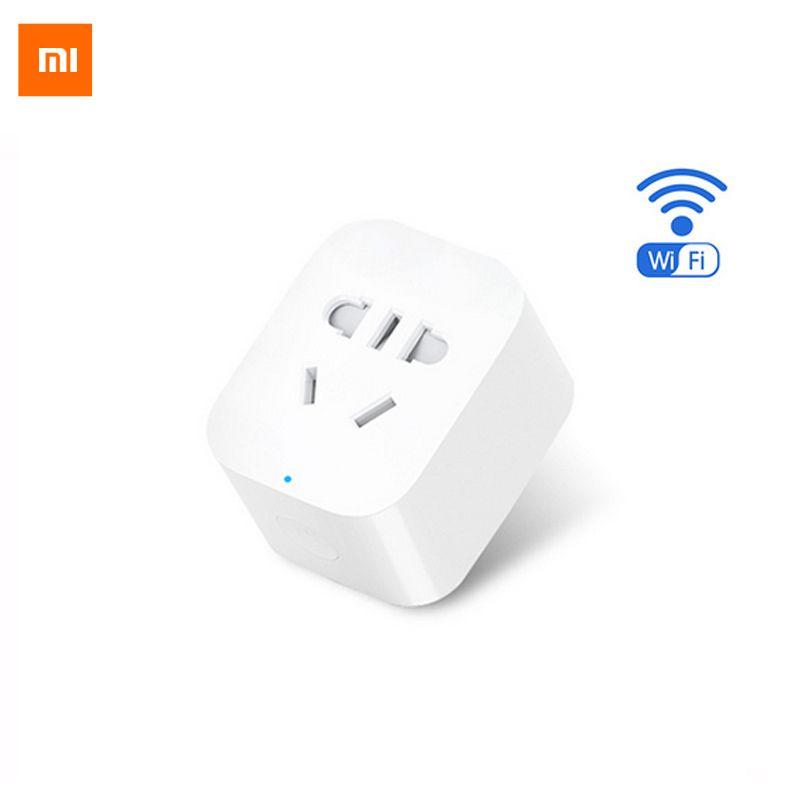 Prise intelligente intelligente WiFi prise de base téléphone sans fil télécommande intelligente avec adaptateur EU/AU/UK/US