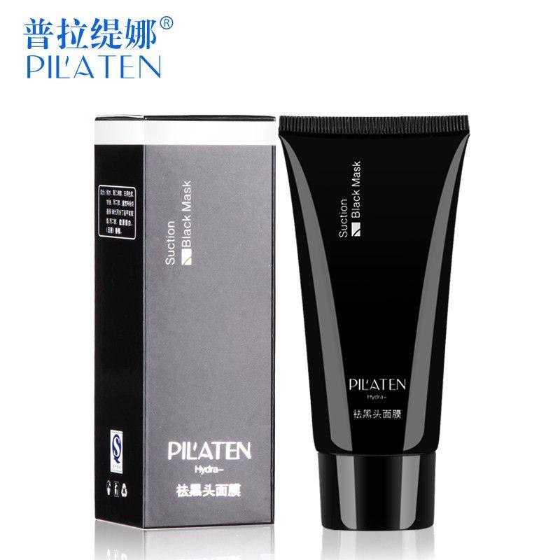 Pilaten Blackhead Killer Facial Black Mask Face Care Nose Acne Blackhead Remover Pore Cleanser Black Head Strip Treatment & Mask