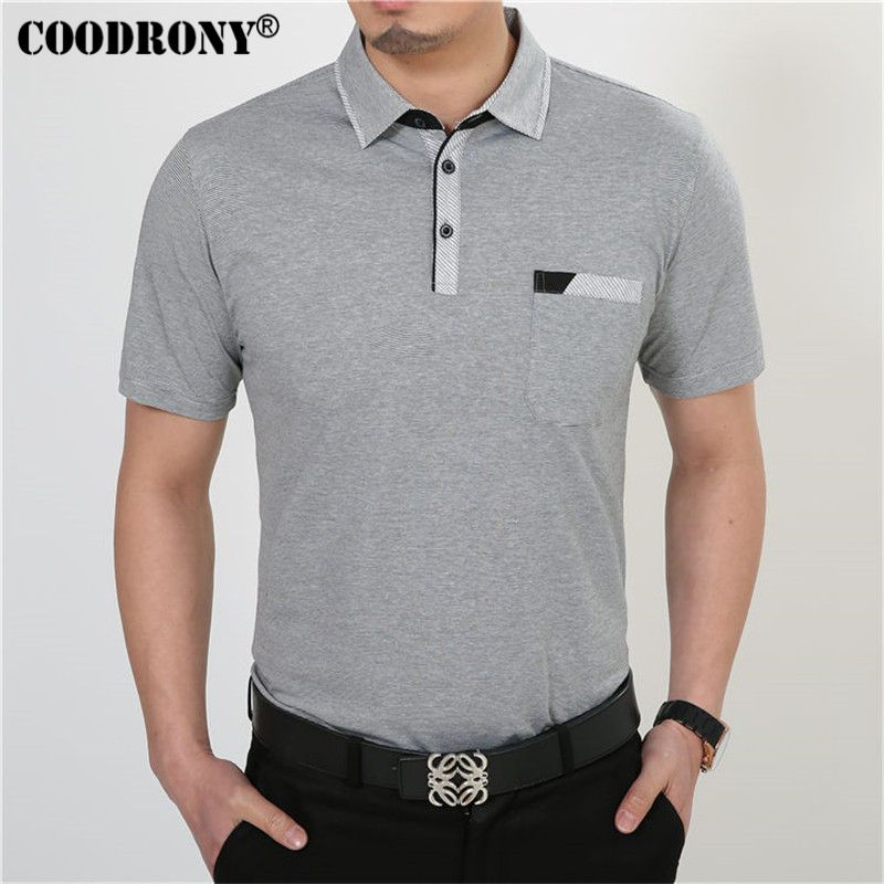 Free Shipping Short Sleeve T Shirt Cotton Clothing Men T-Shirt With Pocket Casual Dress Factory Wholesale Plus Size S XXXXL 2229