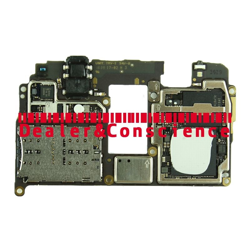 Full Working Original Unlocked For HUAWEI Mate9 Mate 9 Motherboard Logic Mother Circuit Board Lovain Plate
