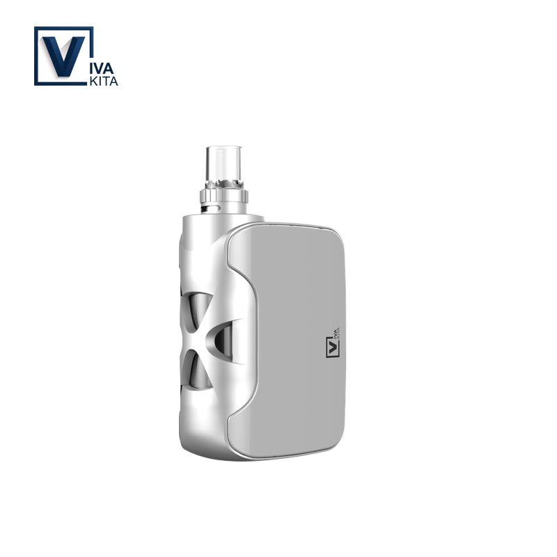Electronic cigarette Fusion 1500mah Mini Vape Pen 2.0ml vape kit 0.25ohm Vaporizer e cigarette fashionable portable Vape box kit
