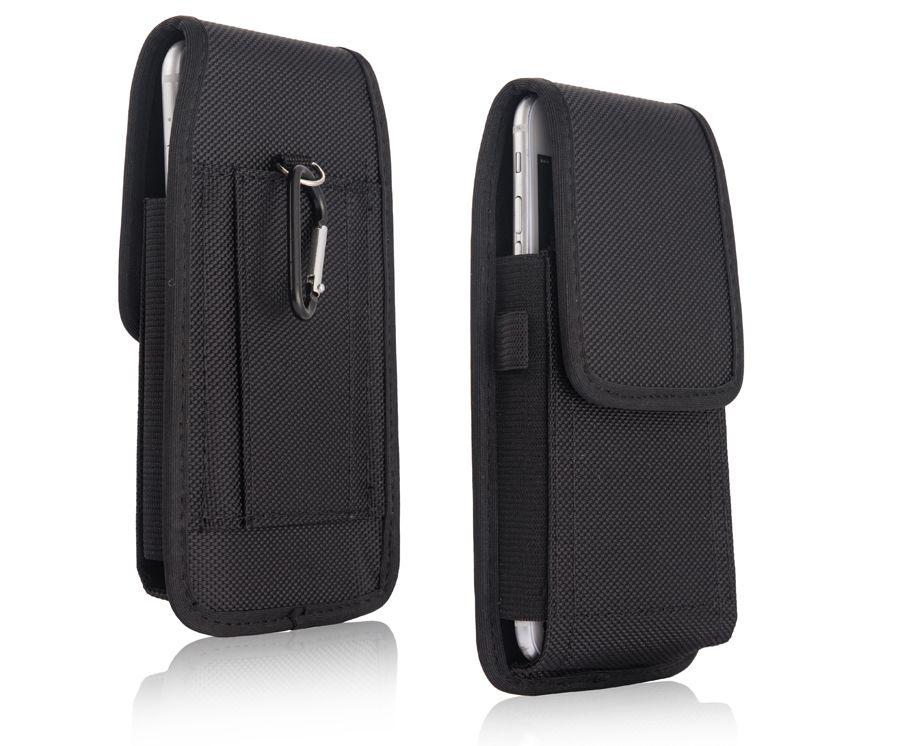 De luxe Smartphone Étui Clip Ceinture Poche Téléphone Housse Sac Shell pour Caterpillar Cat S30 S31 S40 S41 Chat S50 Chat S60 S61