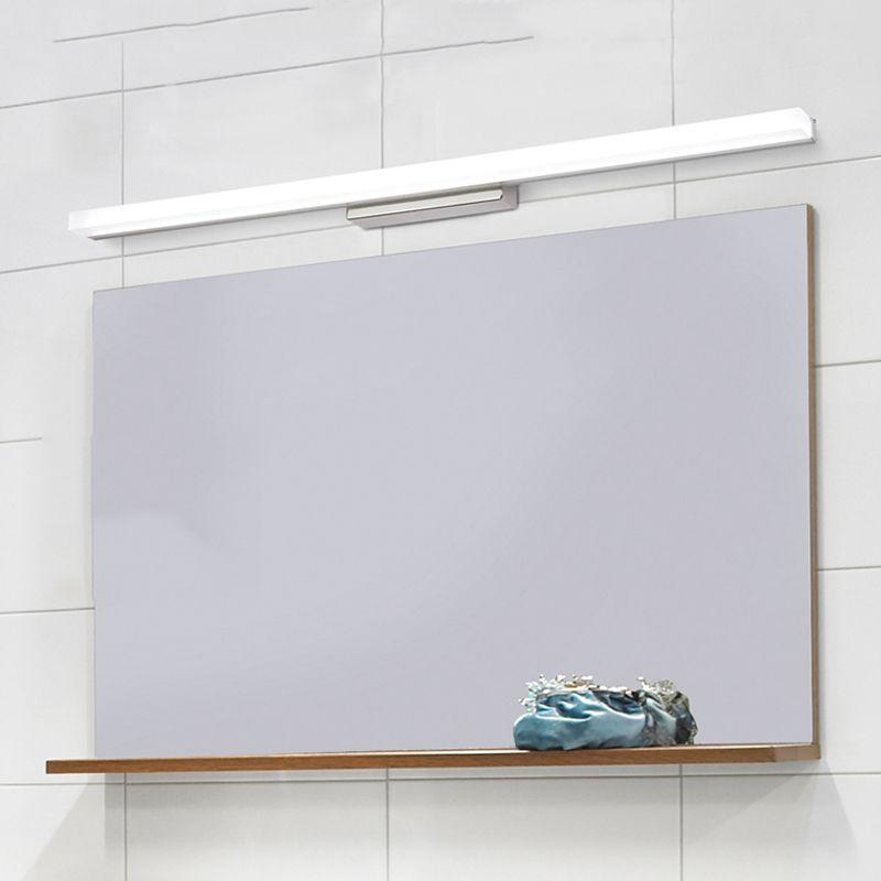 2017 89 см 20 Вт ванная комната зеркало LED современный настенный светильник Лампада De LED лампа светильники