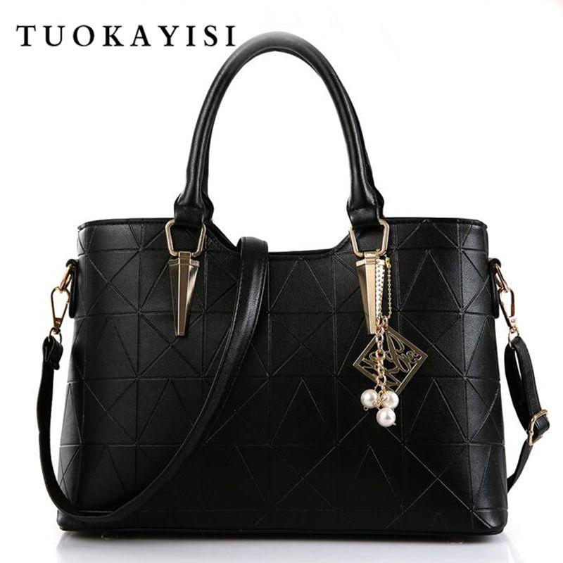luxury handbags women bags designer plaid Women Messenger Bag High Quality Handbags Female Shoulder Crossbody Bags Sac A Main