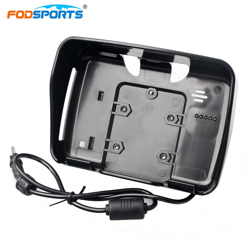 Fodsports motorcycle gps accessories 1 pcs holder for 4.3 inch  Motorbike GPS navigation