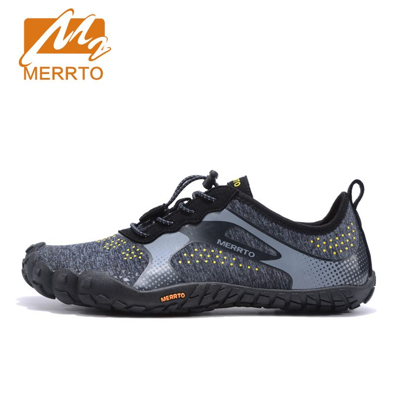 MERRTO Brand 2017 men's comfortable sports running shoes breathable sneakers and light soft outdoor sports shoes For Men#MT18680
