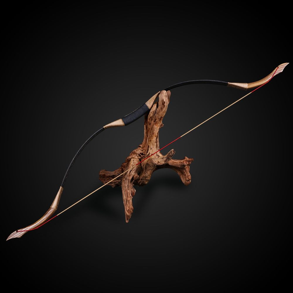 30-50lbs Archery Pure Handmade Recurve Bow Traditional longbow Wooden Hunting Target Shooting Laminated new Outdoor Games