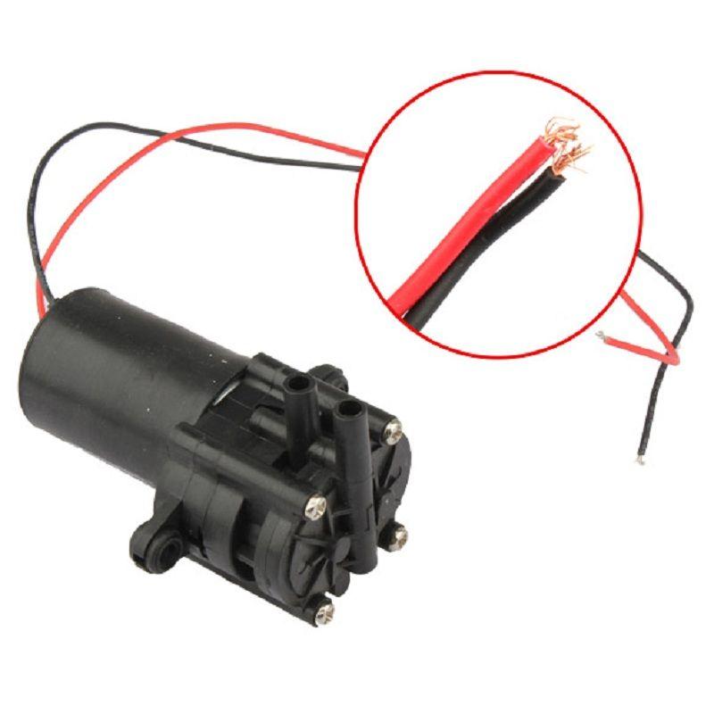 12 В DC Электрический погружной водяной насос Micro Бесщеточный устройства высокое качество горячая товарный насос Двигатель dc бесщеточный Дви...