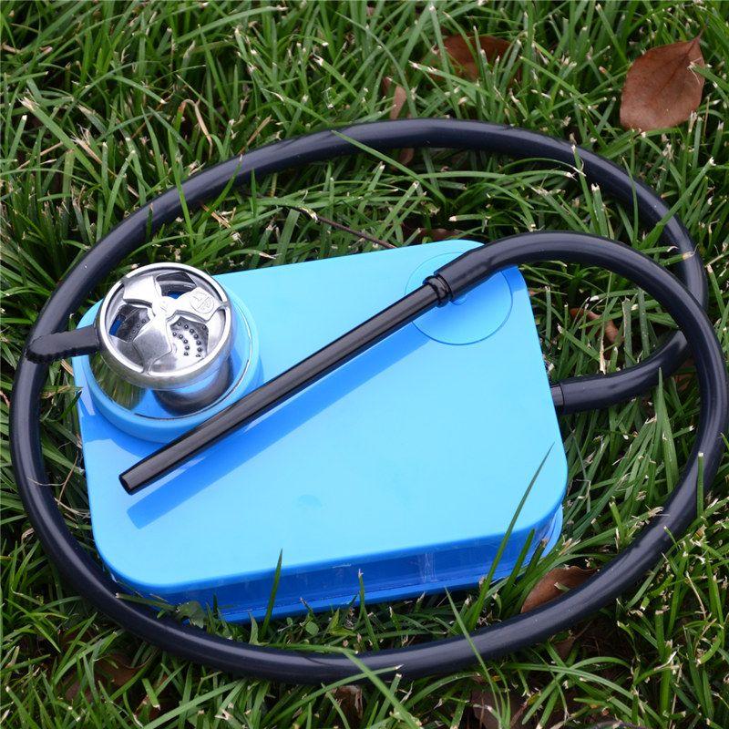 Acrylic Hookah Shisha Set Accesssories Tobacco Narghile Shisha with Bowl Hose Charcoal Holder Shisha silicone hose