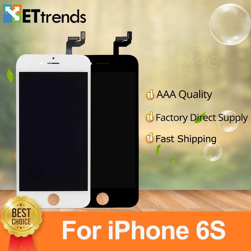 10 pcs/lot Pour Tianma AAA Qualité Pour iphone 6 s LCD Écran Tactile Numériseur Remplacement Aucun Pixel Mort DHL livraison Gratuite