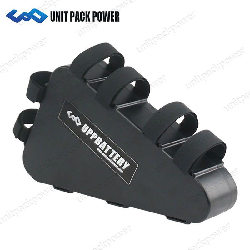 UPP 52v 1000W batterie 52v 28Ah Dreieck harte Fall fahrrad batterie für Bafang/8fun BBS02 BBSHD 48v 52v 750w 1000w motor